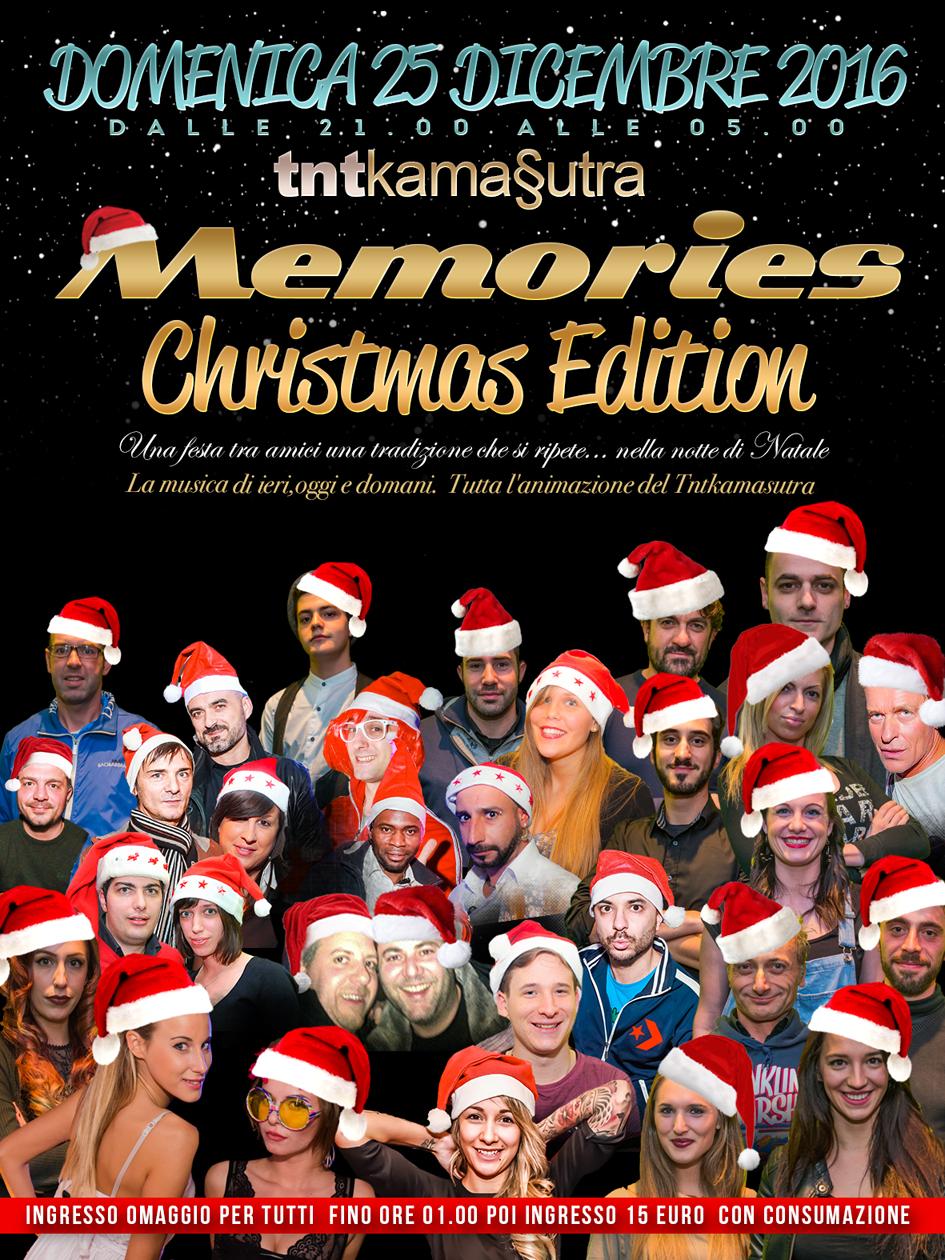 MEMORIES - CHRISTMAS EDITION
