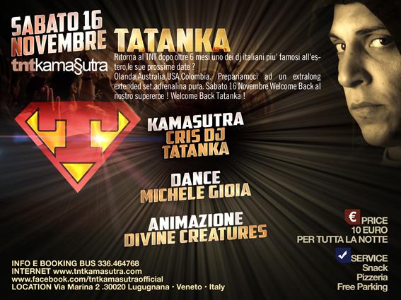 TATANKA SUPERSTAR - TNTKamasutra