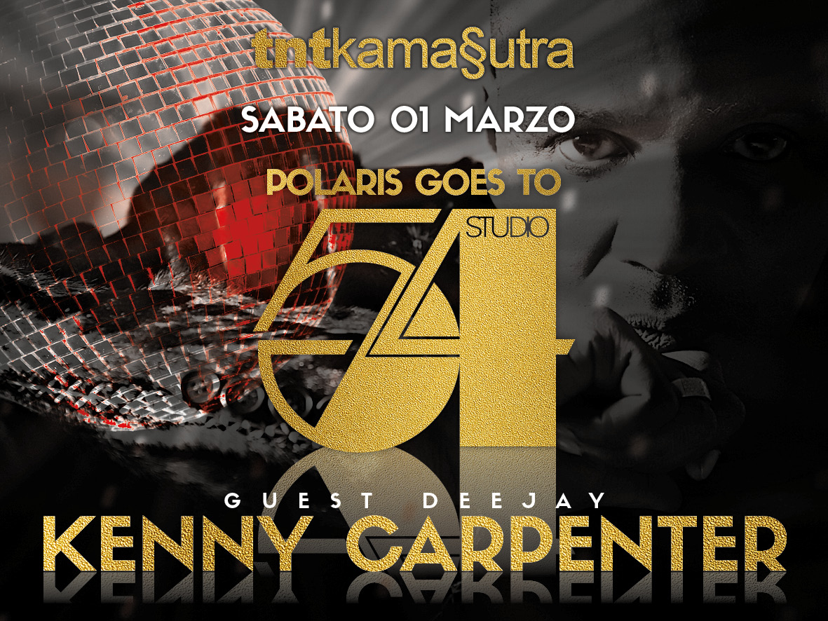 01.03.2014 Kenny Carpenter Fronte